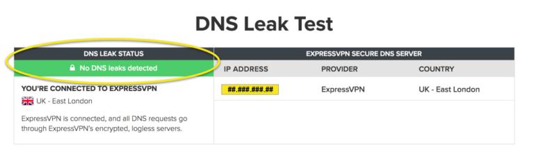 如何知道ExpressVPN是否正常工作?