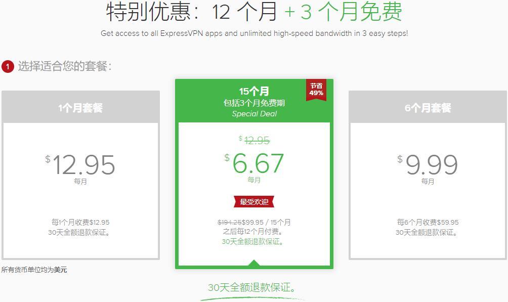 综合评价ExpressVPN-世界上最好的VPN