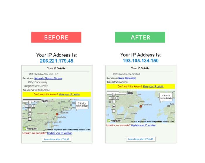 如何在30秒内更改IP地址