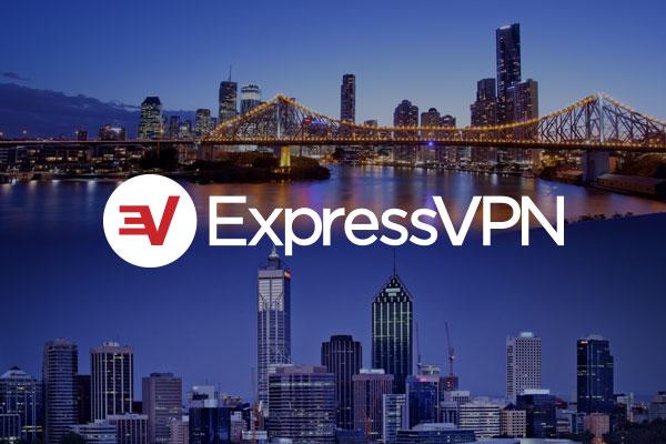ExpressVPN刚刚添加了两个新的澳大利亚VPN地点!
